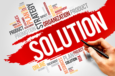 exisiting business solutions